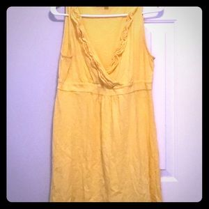 Yellow sundress!
